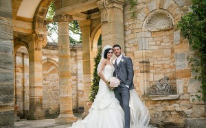 Nadia & Darren At Hever Castle