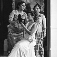 wedding photograph Goodwood House