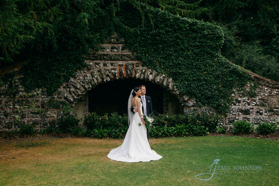 Wedding photography at Clandon Park near Guildford by ...