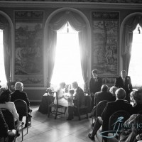 clandon park civil wedding photograph