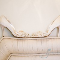 brides shoes still life