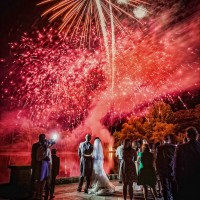 fireworks-at-wedding-photography-at-hever-castle