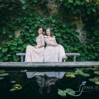 walled garden cowdray, wedding photography, civil partnership two brides