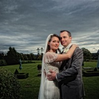 south lodge wedding photo