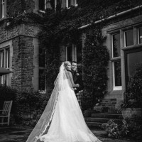 coupl'es wedding photography at south lodge hotel sussex