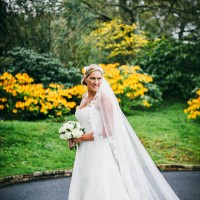 bride wedding photography at south lodge hotel sussex