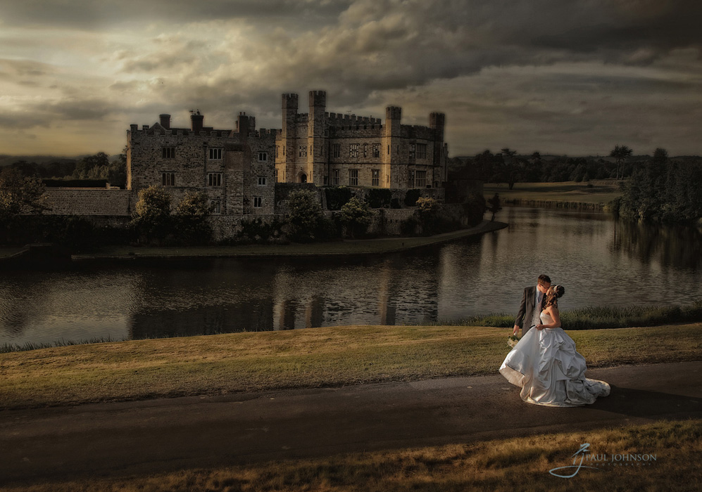 Award winning photo taken at Leeds Castle