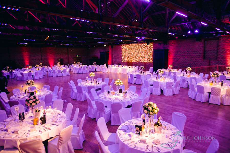 Wedding Reception Hall Layout Greek Photography At The Brewery City Of London Pjphoto