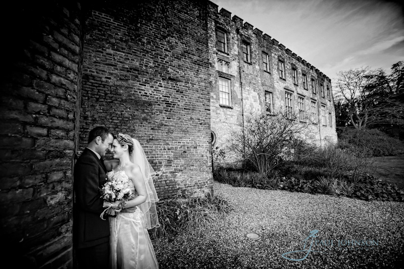 farnham castle wedding photography